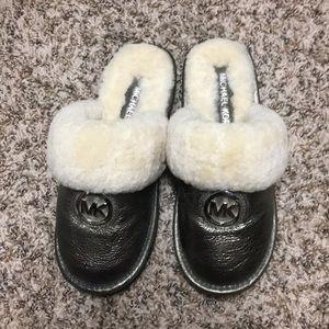 Michael Kors house shoes